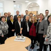 VBS BWZ Eröffnung mit Torte