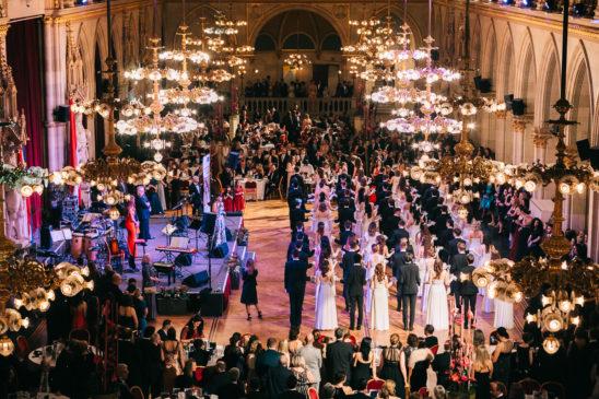 Ball der Vienna Business School 2019
