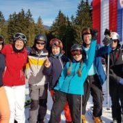 VBS WinterRace 2019 Schönborngasse Lehrer